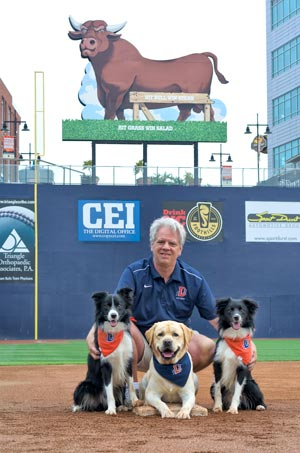 Gene Lonsway and The Canine Crew - 2013
