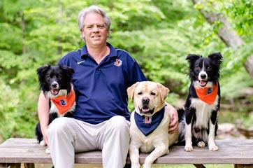 Gene and the Durham Bulls Dogs