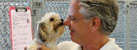 Gene Lonsway, A Seasoned Professional with Over Forty Years Experience Working With Dogs